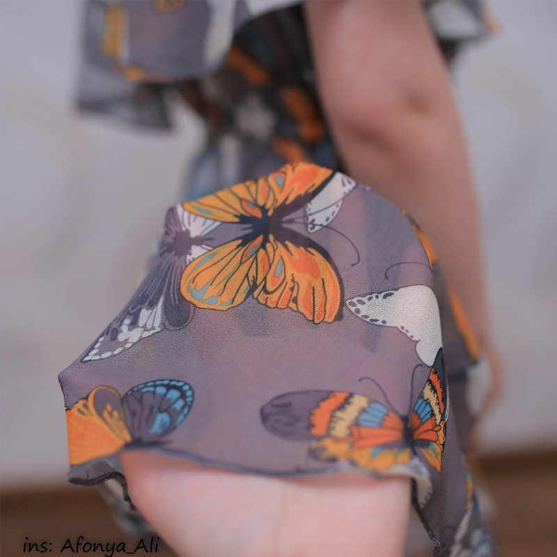 الفتيات فساتين الصيف قبالة الكتف الاطفال فساتين للبنات الفساتين الأزهار البوهيمي الأطفال حزب اللباس الأميرة زي Vestidos