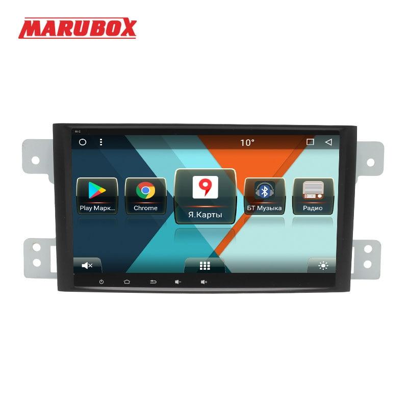 Marubox 8A905MT8 Car Multimedia player for Suzuki Grand Vitara Octa Core Android 8 1 2GB RAM