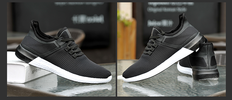 UNN Unisex Running Shoes Men New Style Breathable Mesh Sneakers Men Light Sport Outdoor Women Shoes Black Size EU 35-44 12