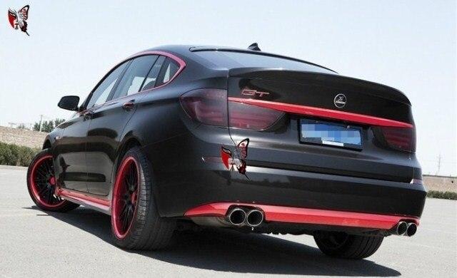 Stock Fit For BMW F GT AC Carbon Fiber Rear Spoiler - 550 gt bmw