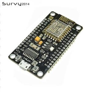 Image 1 - NodeMcu Base de prueba, Base de nodo MCU ESP8266, probador básico de Breadboard DIY, adecuado para NodeMcu V3