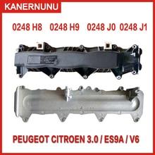 купить LittleMoon New Genuine Petrol Engine Cylinder Valve Cover Gasket for Peugeot 407 607 407cc Citroen C6 C5 3.0 0248H8 0248J0 недорого