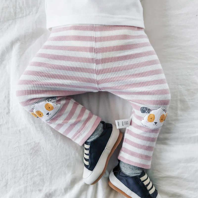 4a347b106a31f0 ... Lemonmiyu Baby Boy Trousers For Newborns Striped Cartoon Spring Autumn  Warm Baby Leggings Harem Casual Toddler ...