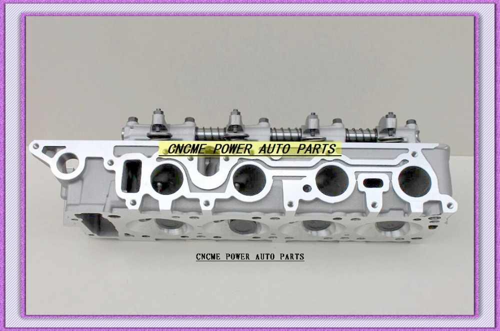 4G54 G54B completo cabeza de cilindro ASSY para Mitsubishi PAJERO L047 V32 MORTERO recogida STARBO TURBO caravana 2.6L 910, 175