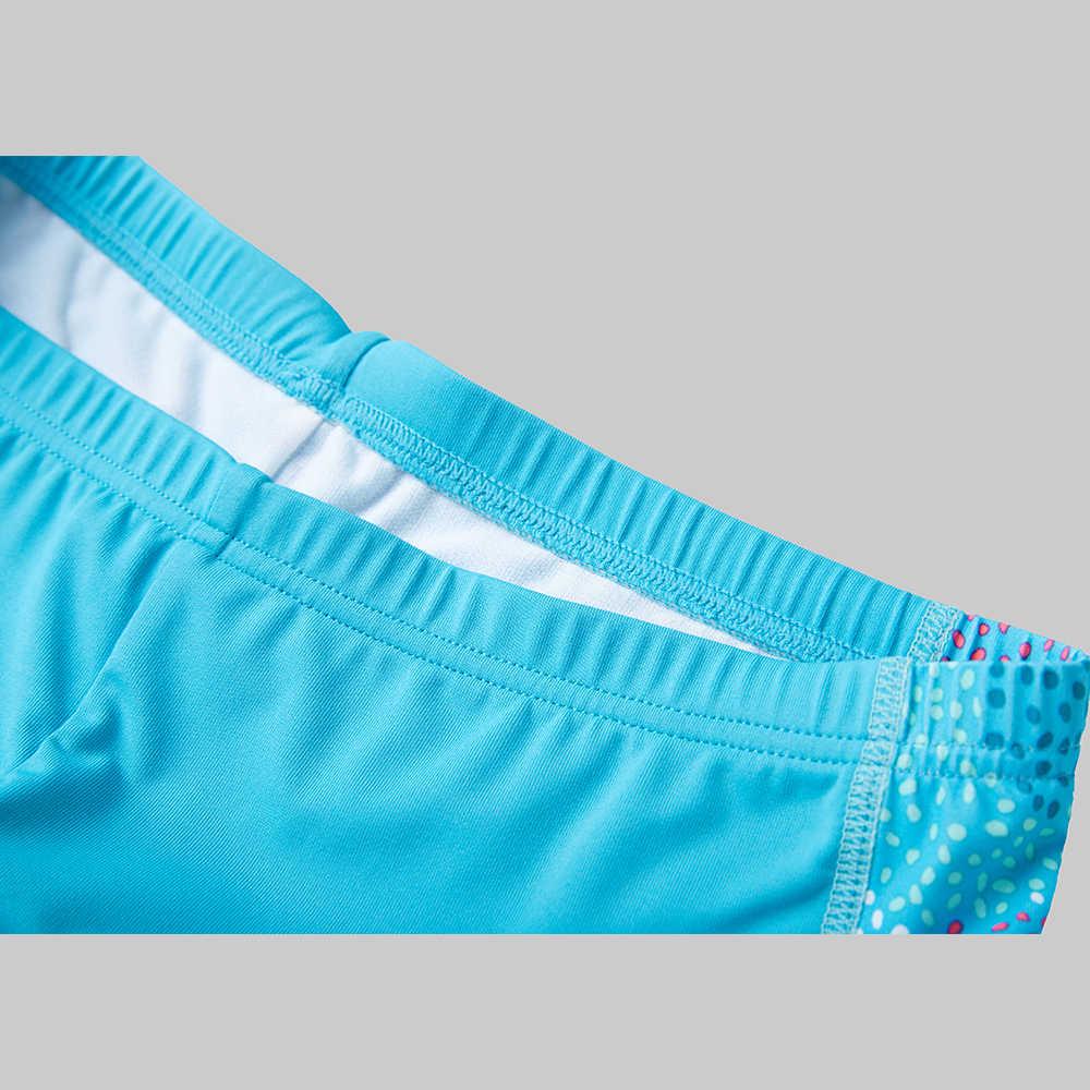 Charmleaks Anak Baju Renang Anak Laki-laki K Berlaku Set Lengan Pendek Baju Renang Floral Cetak Baju Renang Ruam Penjaga UPF 50 + Berenang Kemeja Olahraga