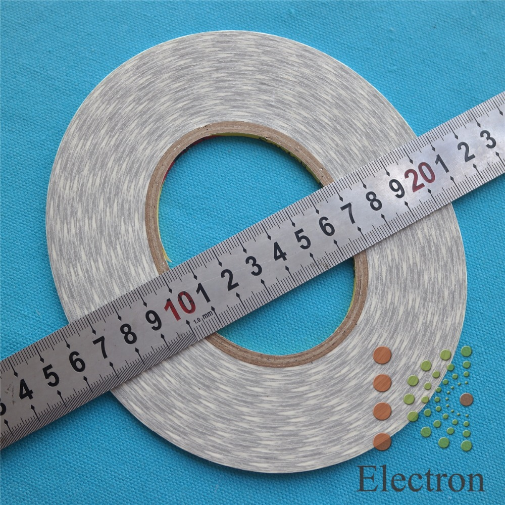 Adhesive Display Leds Special Double-sided Adhesive With Maintenance 2mm*50m Free Shipping
