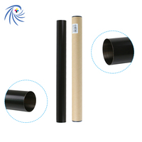 4 pcs AE01 0110 negro cor do metal luva da película do fusor para Ricoh Aficio MPC2003 C2503 C3003 C4503 C5503 C6003 C3503|fuser film sleeve|film sleeve|ricoh fuser film -