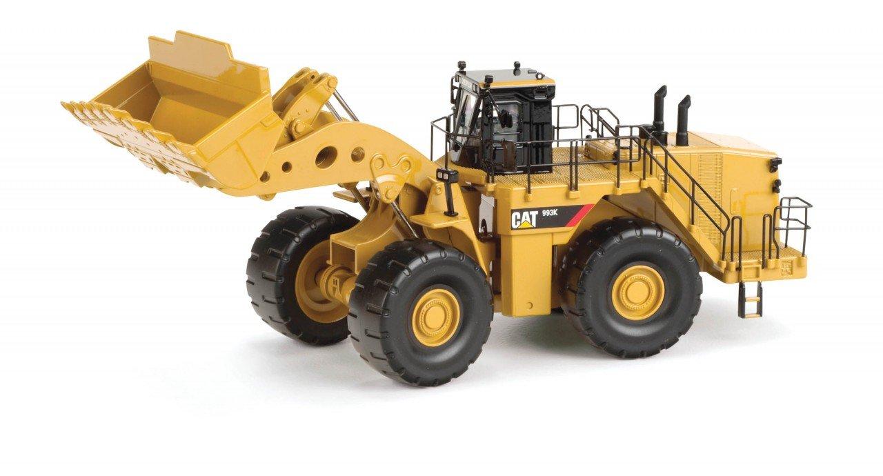 N-55229 1:50 кошка 993K колеса игрушка погрузчик