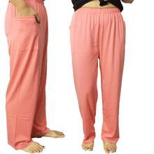 New Lady Sleep Bottoms 100% Cotton Pajama Pants Women Piyamas Trousers Woven