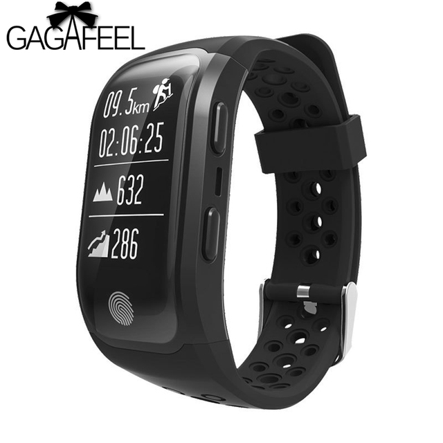 Gagafeel Smart Watch for Men IP68 Waterproof Smart Band Heart Rate Monitor Call