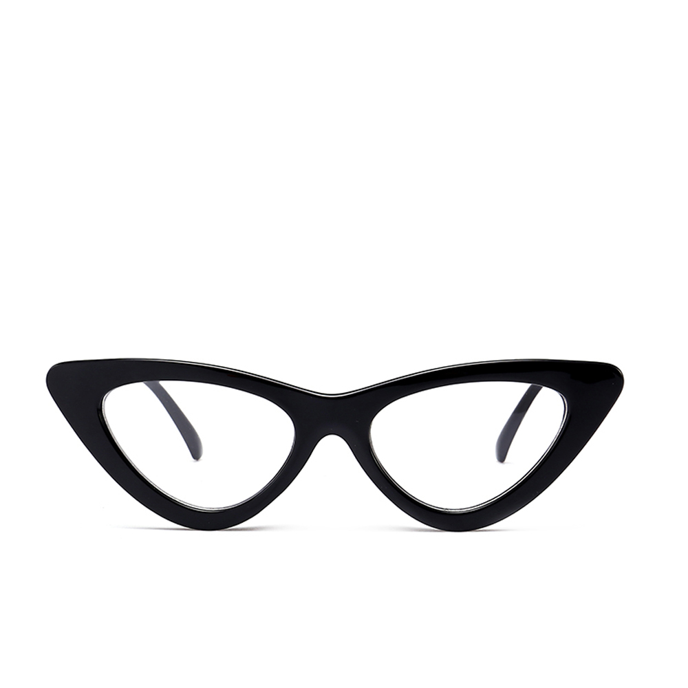 Peekaboo sexy rojo gato ojo gafas marcos para las mujeres 2018 retro blanco  negro pequeño barato gafas marcos mujer femenina en Marcos Eyewear de  Accesorios ... 824afbca0430