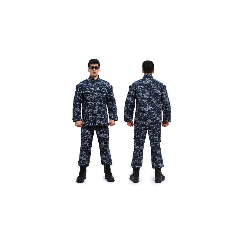 Hot Uniforme de Camuflagem Do Exército Roupas À Prova D' Água Militar Tático de Combate Das Forças Especiais Dos Homens Ternos Conjunto de Roupas