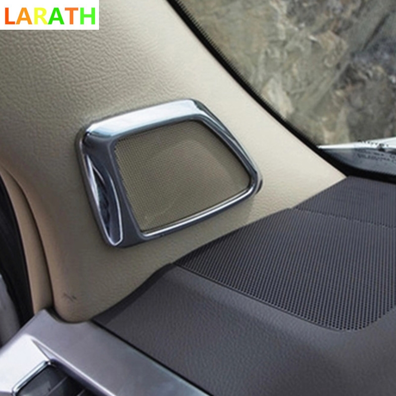 4*Inner Front Air Vent Outlet Cover Trim for Toyota Land Cruiser LC200 2008-2016
