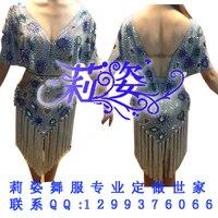 latin dance dress latin dancing dress competition modern dance dress