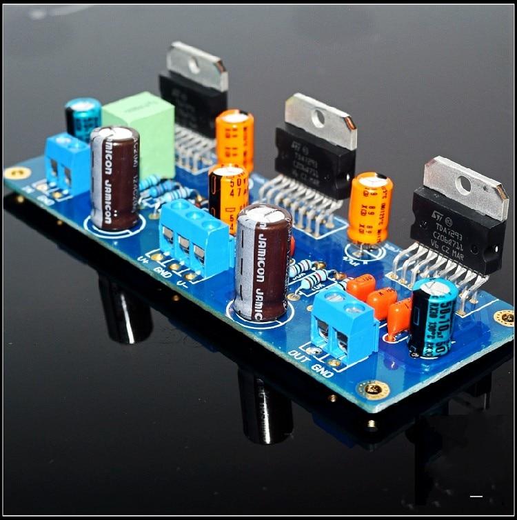 Image 4 - TDA7293 300W Mono Power Amplifier Board three Parallel BTL AMP DIY Kitsamp diy kitbtl ampmono power -