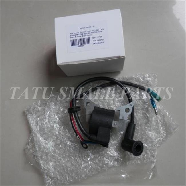 IGNITION COIL FOR TANAKA  SUM328 340 355 358 T328 BG328 TBC322 TBC325 TBC-328 TBC-355 TBC-355B TIA-340 TRIMMER  IGNITION EXCITER relay cdi ignition ignition coil regulator for yamaha xv250 virago vstar 250