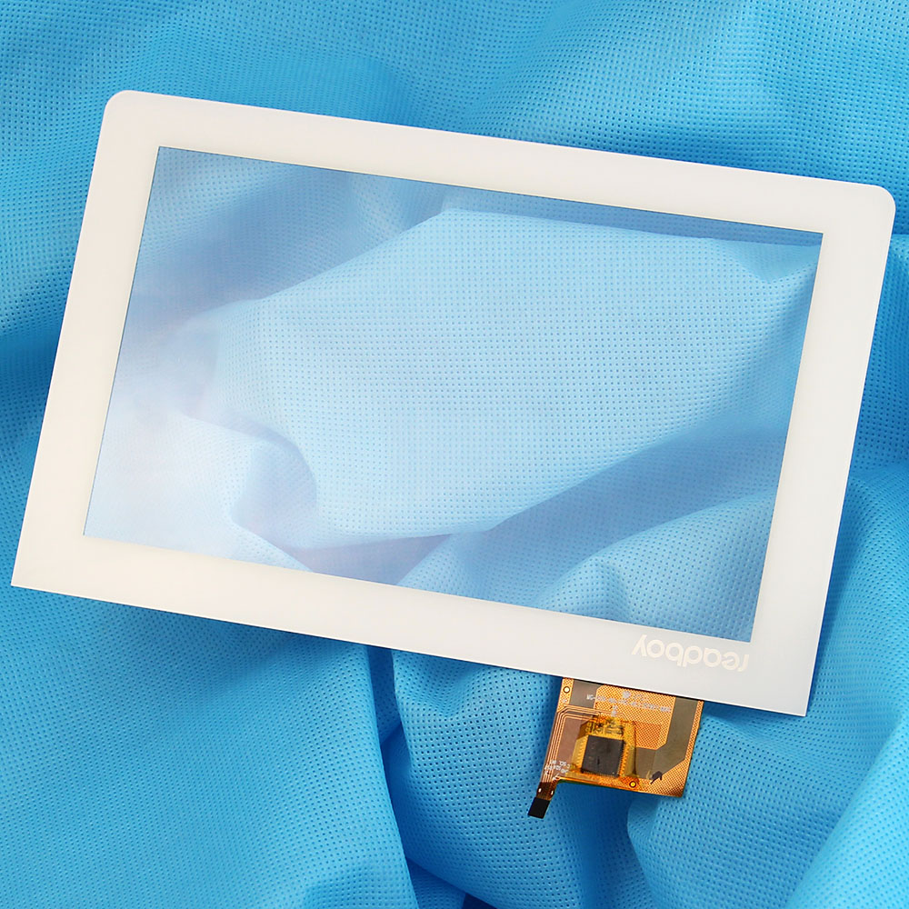 7 Inch OEM Compatible with G11 MG-070-198-FPC-V0.2 Touch Screen Digitizer Glass Panel For Readboy 184*117mm