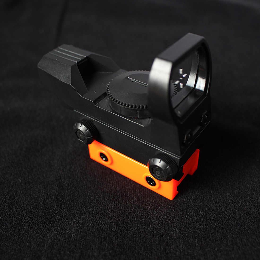 Bewerkt Decoratieve Sight Vier Type Doel Punt Sight Voor Nerf Series Blasters/Stryfe/Retaliator/Rapidstrike/Modulus regulator