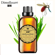 Dimollaure Expel mosquitoes citronella essential oil 30ml help sleep clean air Deworming aromatherapy Plant Essential Oil