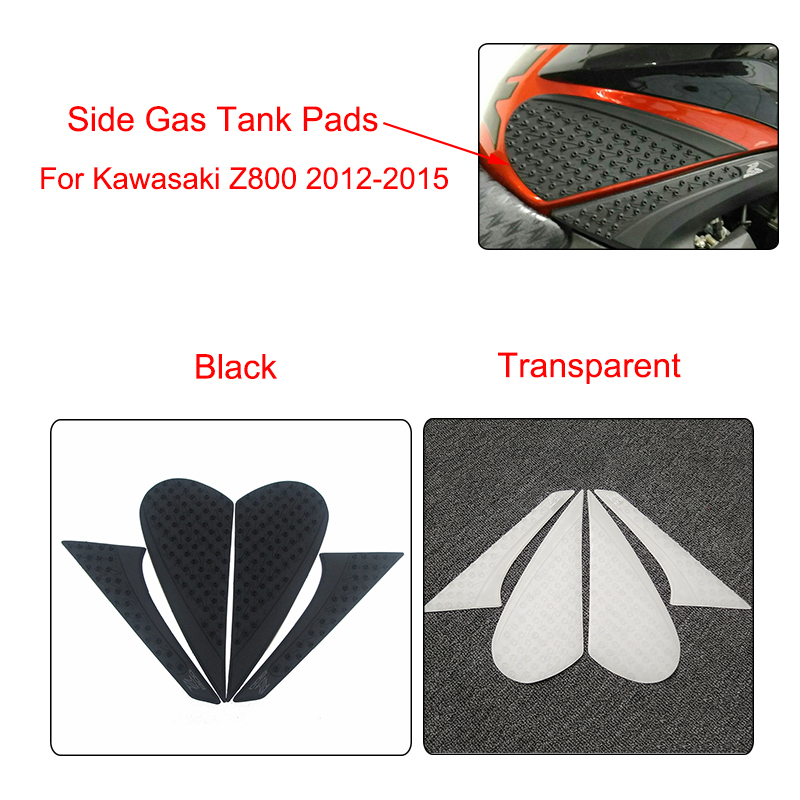 Motorbike Accessories Hearty Motorcycle Fuel Tank Pad Protector Sticker Decal Gas Knee Grip Tank Traction Pad Side 3m For Kawasaki Ninja 650r Er-6f Er-6n Motorcycle Accessories & Parts