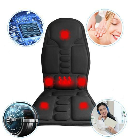 HANRIVER Multi-functional package massage of the shoulder electric chair in the back of the neck massagers neck  deviceHANRIVER Multi-functional package massage of the shoulder electric chair in the back of the neck massagers neck  device