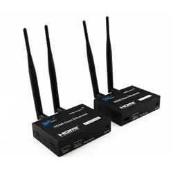 Wireless WiFi HDMI Extender With IR Remote