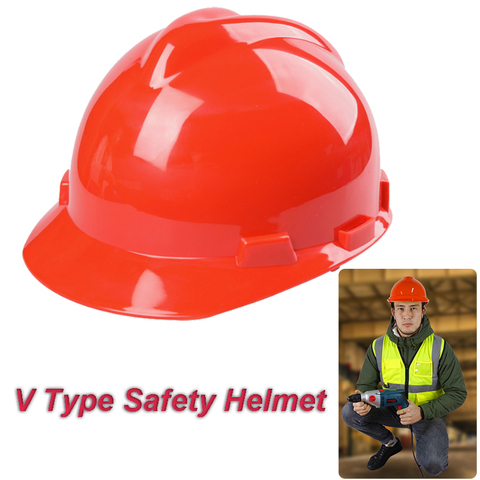 Safety Helmet Work Cap Breathable Hard Hat Security Labor Protection Construction Site Insulating Working Protective Helmets Red Pakistan