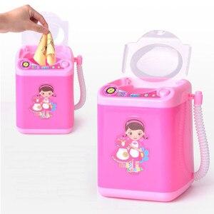 1 шт. Мини Милая щетка для умывания кисти устройство для чистки автоматические кисти для макияжа дропшиппинг #