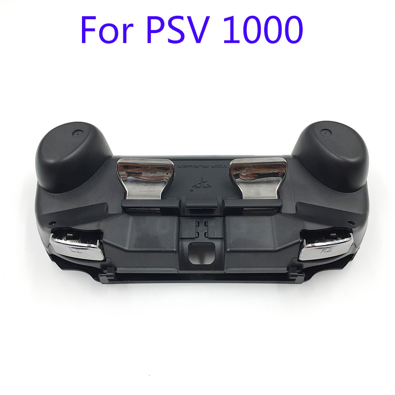 cheapest L3 R3 Matte Hand Grip Handle Joypad Stand Case with L2 R2 Trigger Button For PSV1000 PSV 1000 PS VITA 1000 Game Console