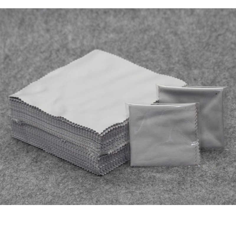 Ткань для протирки солнцезащитных очков для мужчин и женщин ткань для чистки из микрофибры серый приспособление для чистки очков мужские очки аксессуары 14,5*14,5*10 шт