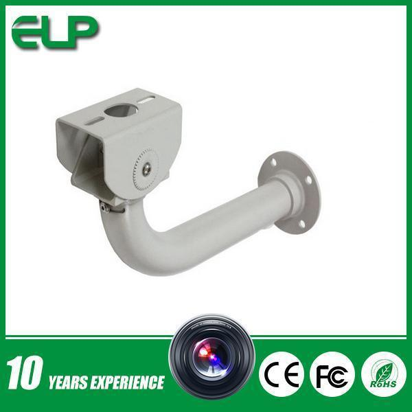 China Outdoor Aluminum white color bracket for font b cctv b font cameras installation stand font