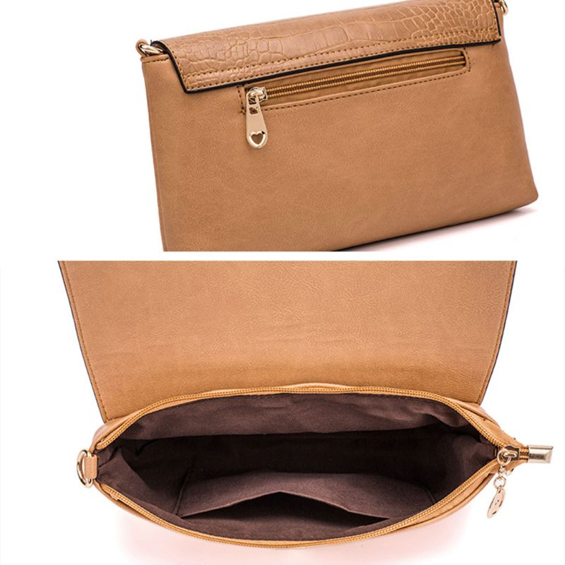 Fashion New Women Leather Handbag Small Messenger Tassel Shoulder Bag Satchel Phone Pouch Crossbody Bags in Shoulder Bags from Luggage Bags