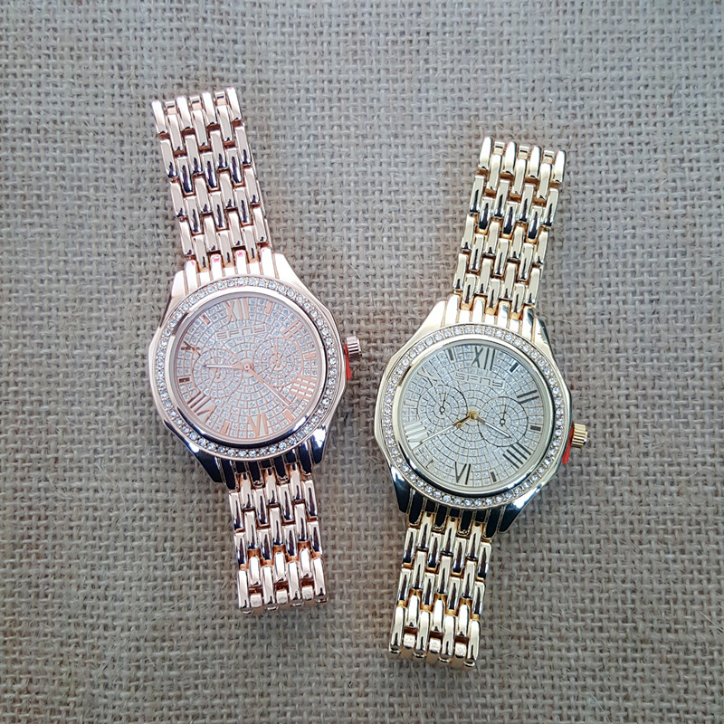 SFNY Luxury Fashion Women's Watches Quartz Watch Gold