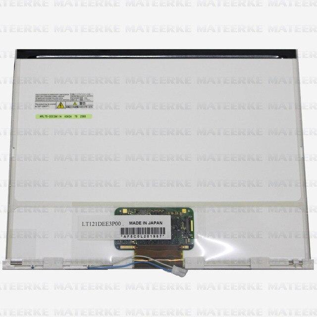 "12.1"" Laptop LCD Screen LTD121EDKP for Panasonic Toughbook CF-W8 CF-T7 CF-W7,Free Shipping"