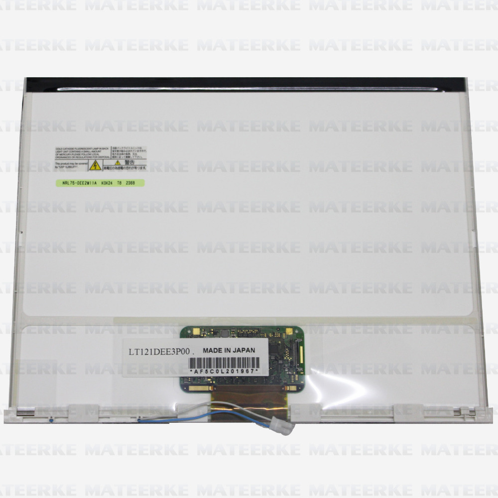 "12.1"" Laptop LCD Screen LTD121EDKP for Panasonic Toughbook CF-W8 CF-T7 CF-W7"
