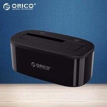 ORICO USB 3.0 a SATA 3.0 Disco Duro Estación de Acoplamiento Externa para 2.5/3.5 pulgadas HDD/SSD [UASP apoyo y 8 TB] (6218US3)