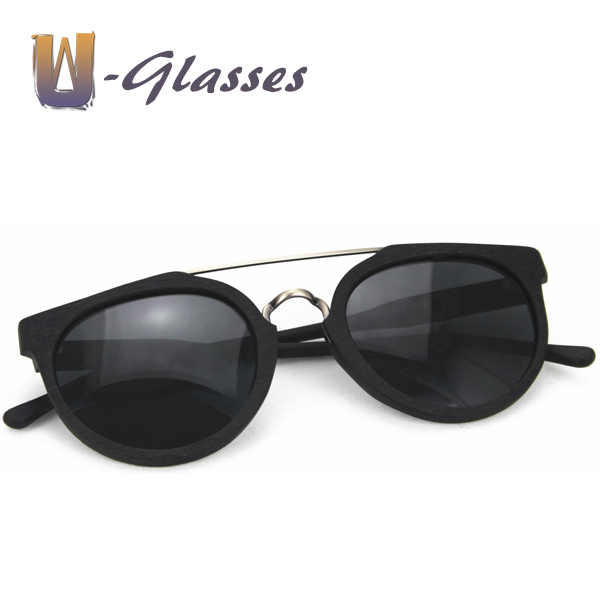2015 New Arrival Vintage Real Wood Sunglasses Women Mens Wooden ...