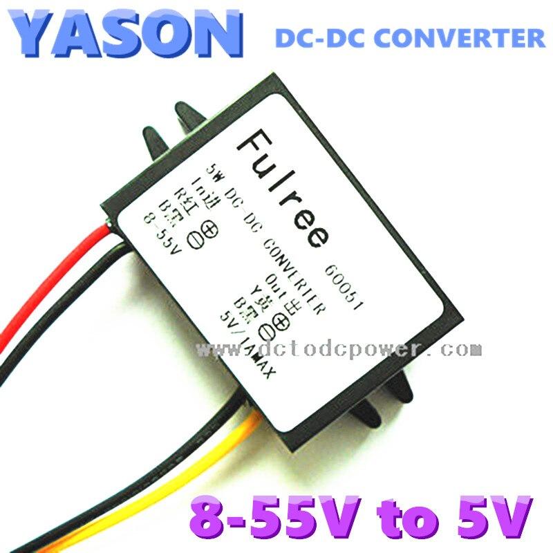 DC-DC buck converter power module 5V 12V 24V 36V48V 60V switch 5V power supply module transformer produino dc 5 32v to dc 1 5 32v converter buck adjustable electronic power regulator module