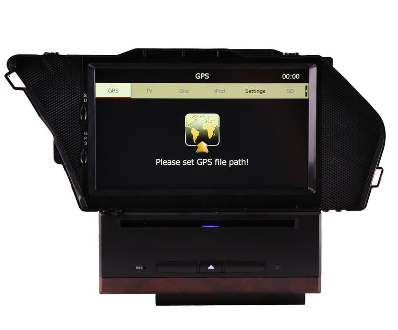 Car dvd player gps navigation for mercedes benz glk x204 for Mercedes benz car audio