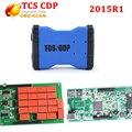 Lo nuevo V2015.R1 Activo Libre 3in1 TCS CDP Pro Plus Con LED Multi-idioma sin bluetooth TCS Escáner Como MVDIAG CDP Escáner