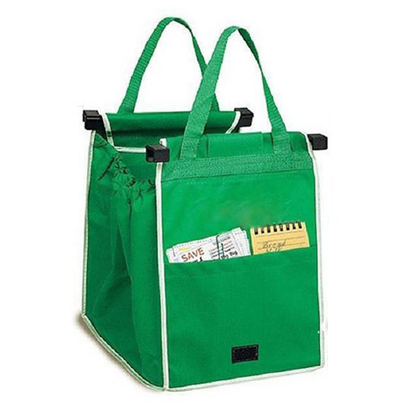 New Arrival Shopping Bag Foldable Tote Eco-friendly Reusable Shouder Bag with Handle Supermarket Large Capacity Recyclable Bags