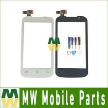 1 PC/Lot Para Prestigio MultiPhone PAP 3400 Duo PAP3400 Pantalla Táctil Digitalizador de Color Blanco y Negro Con Herramienta