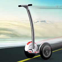 Free tax Intelligent Outdoor Self-balancing Electric Vehicle gyroscooter hoverboard with handle bar