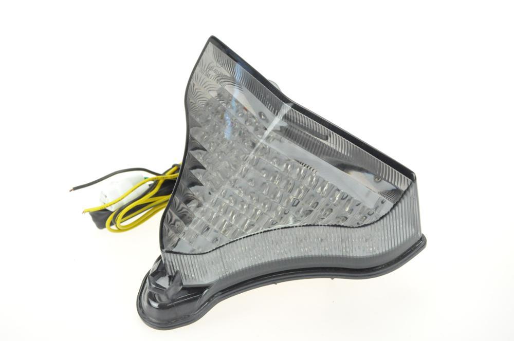 Светодиодный Встроенный задний фонарь поворота для YAMAHA R1 09-14