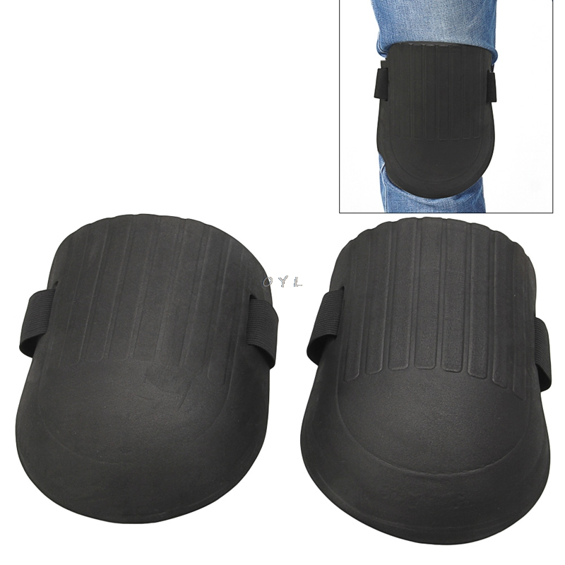 1 Pair Flexible Soft Foam Kneepads Protective Sport Work Gardening Builder Newest
