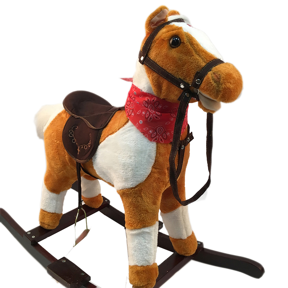 online get cheap horse walk aliexpresscom  alibaba group - happy life years mechanical adult rocking walking horse riding toyfor kids birthday christmas gifts