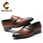 SIPRIKS Mens Genuine...