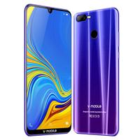 4G LTE 4GB+64GB TEENO Vmobile M9 Mobile Phone Android 8.1 6.26 HD Full Screen 4800mAh Fingerprint ID Smartphone Cell phone