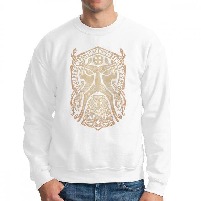 Viking Printed Men's Sweatshirt
