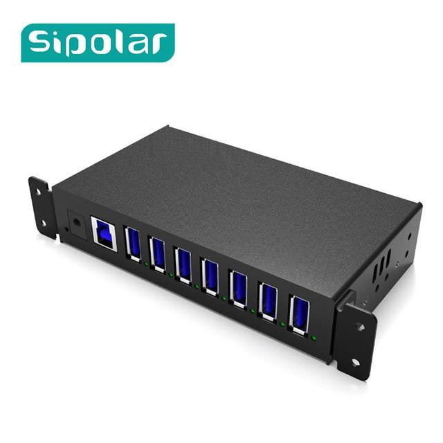 Usb Charging Hub >> Charging Hub Portable 7 Ports Usb Charger Hub With 12v 3a Power